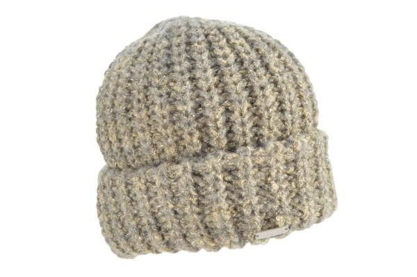562a2118dca SEEBERGER women knit headwear »beanie« anthracite Orig online kaufen ...
