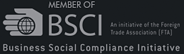 Member of Business Social Compliance Initiative